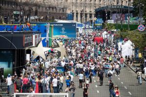 Где смотреть финал Лиги чемпионов: трансляция и фан-зоны в Киеве