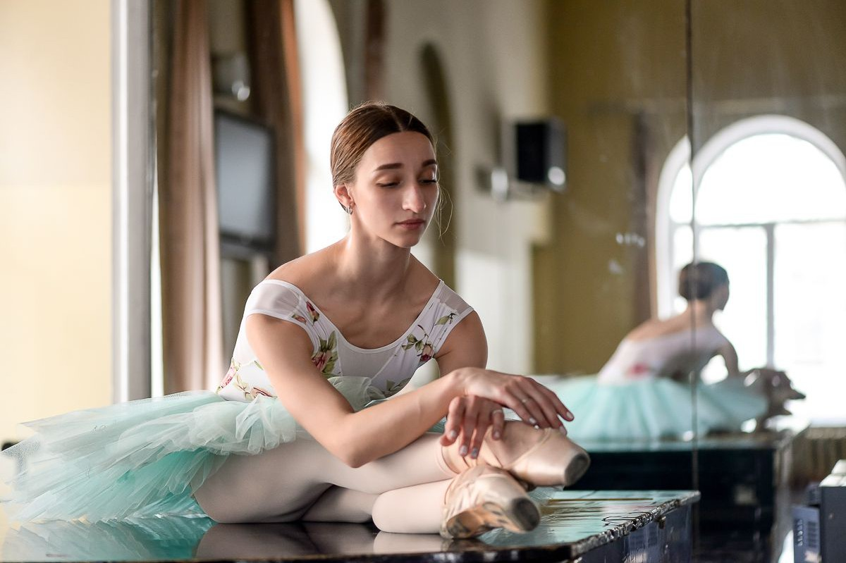 «Упал – встаешь и танцуешь еще лучше»: украинская балерина о работе в Национальной опере