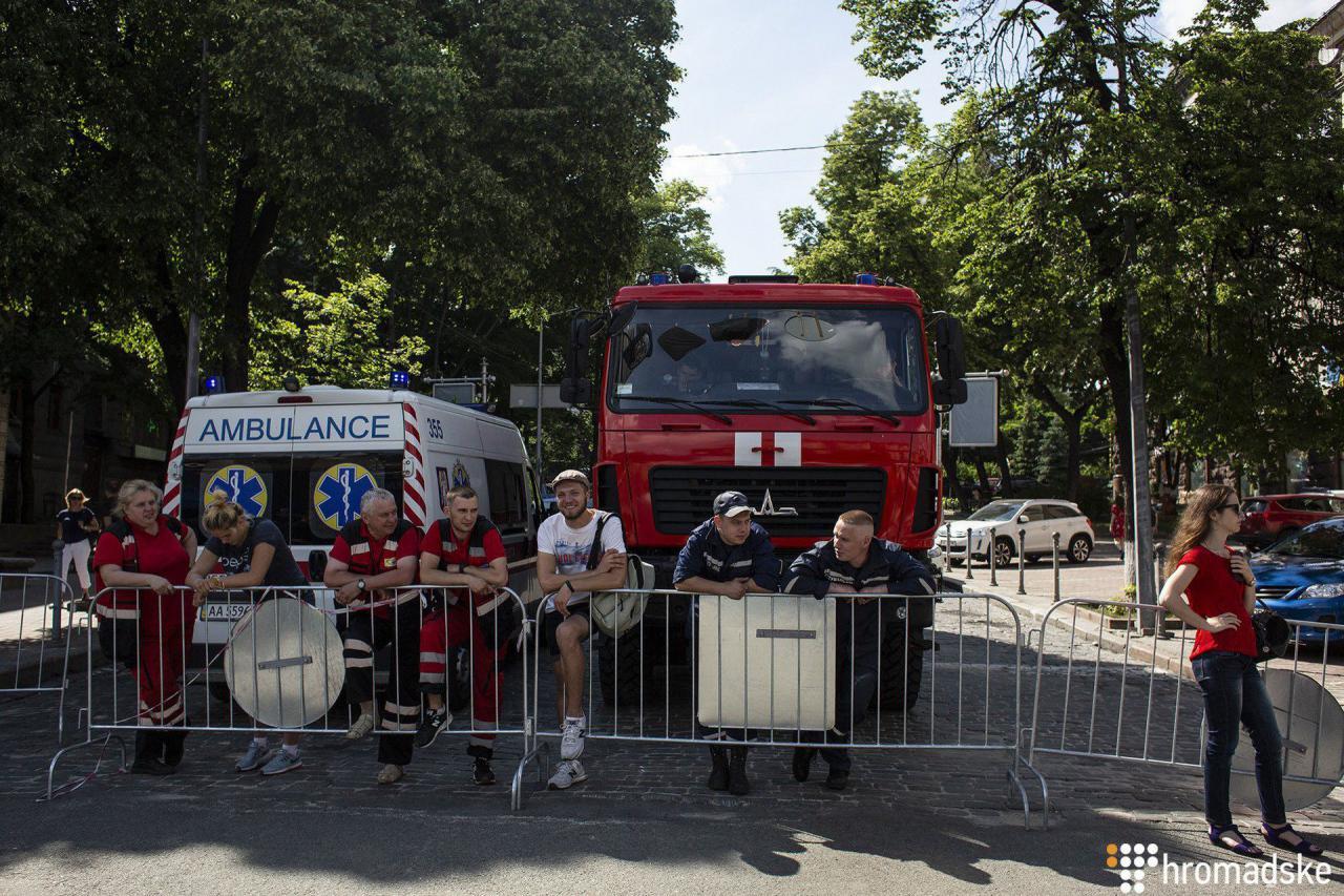 Уже 26 случаев: полиция рассказала об инцидентах с иностранцами в Киеве