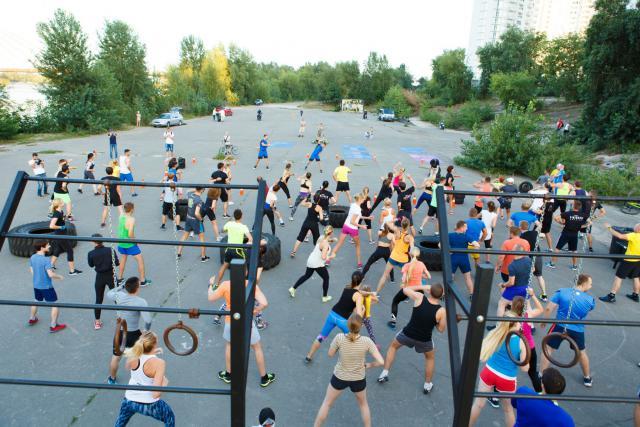 Вход свободный: в Киеве пройдет фитнес-фестиваль