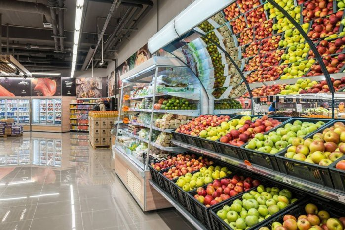 В Украине за последний год открылось 700 новых супермаркетов