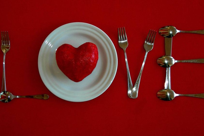 День Валентина. 10 идей для романтического свидания от киевских ресторанов