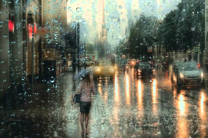 Дождь и град: синоптики предупреждают об ухудшении погоды в Украине