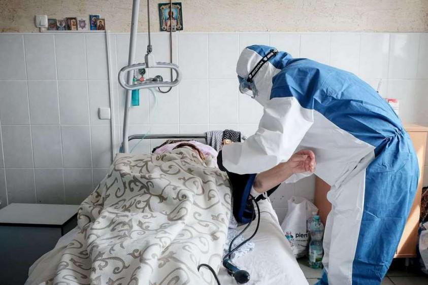 В Киеве зафиксировали вспышку коронавируса в студенческом общежитии