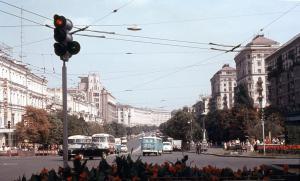 Старый Крещатик: каким был центр Киева 50 и 100 лет назад