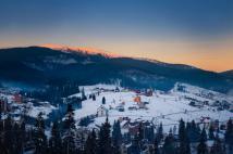 Только не лыжи: зачем ехать в Карпаты этой зимой, если не умеешь кататься