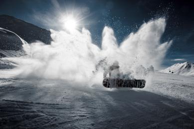 Тема дня. Где в Киеве можно покататься на лыжах и сноуборде
