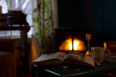 10 уютных мест Киева, куда можно сбежать от снега
