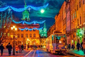 Во Львов на Новый год: 13 главных мест, где нужно побывать