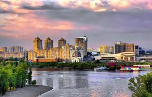 Метро на Виноградарь и 60 футбольных полей: что изменится в Киеве в этом году