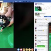 Facebook запускает Watch Party: новую функцию для просмотра видео
