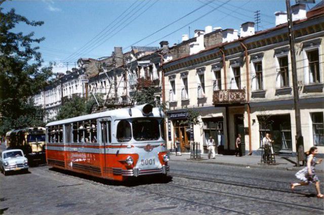 Старый Подол: каким был исторический центр Киева сто лет назад