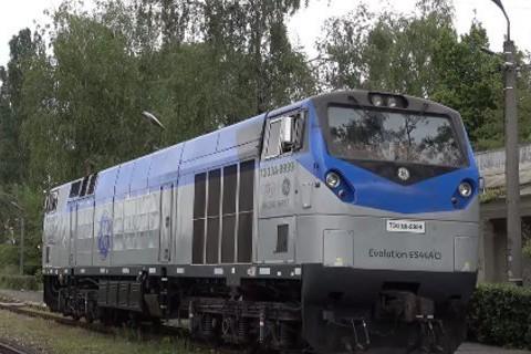 Укрзализныця хочет в 2020 году купить еще 40 локомотивов производства General Electric