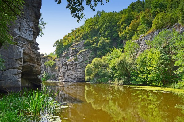 Поездка на Букский каньон из Киева: что смотреть, к чему готовиться, как добраться
