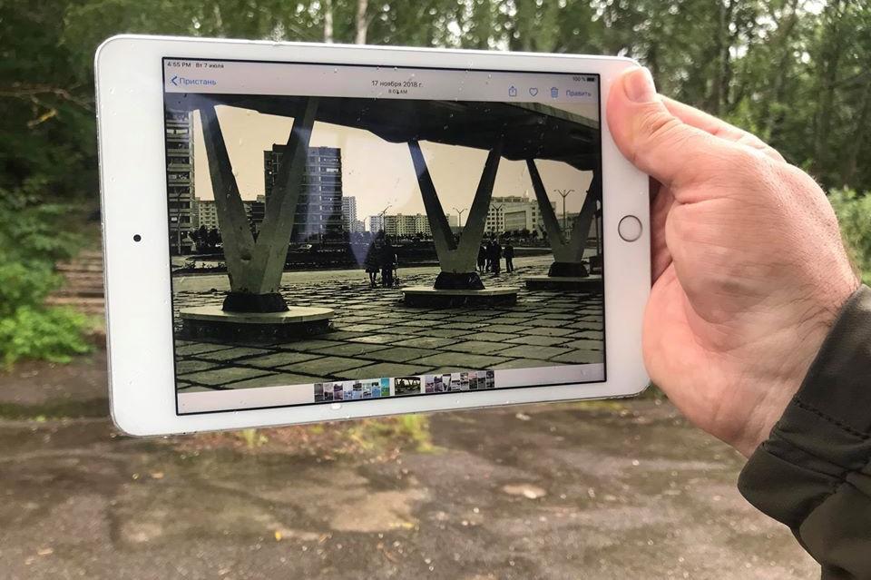 К 35-й годовщине появится первое мобильное приложение Чернобыля с AR