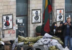 Резонансная история с граффити на Грушевского: разбор полетов