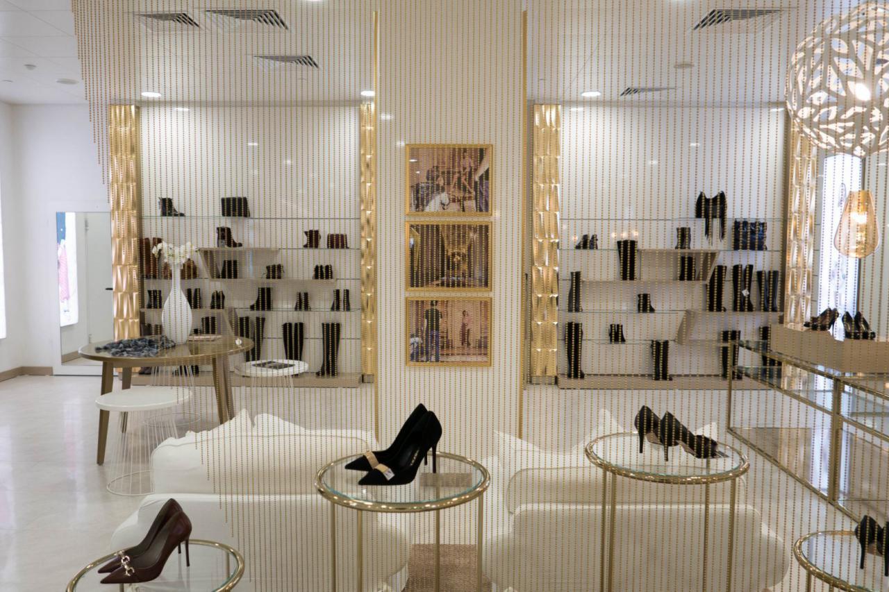 Место для эксклюзивных покупок: гид по шопинг-спейсу DN8