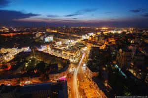 Идеальный вид на город: 10 смотровых площадок и террас Киева