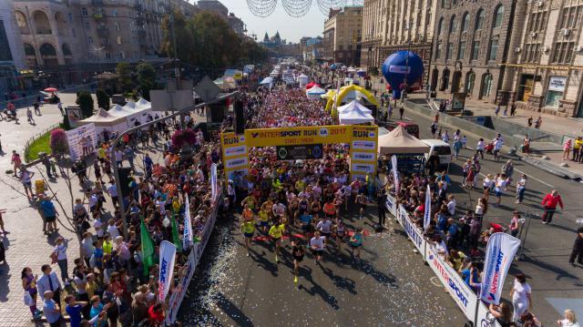 Масштабный праздник спорта: как прошел INTERSPORT FEST в Киеве