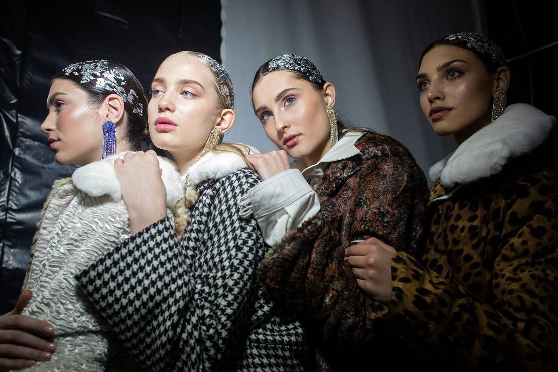 Клетка и 80-е: главные тренды с показов Ukrainian Fashion Week