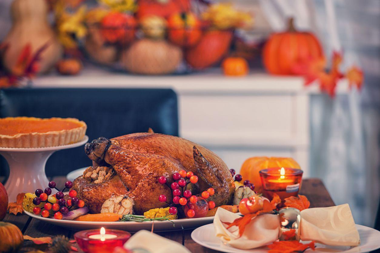 День благодарения: специальные предложения от ресторанов Киева
