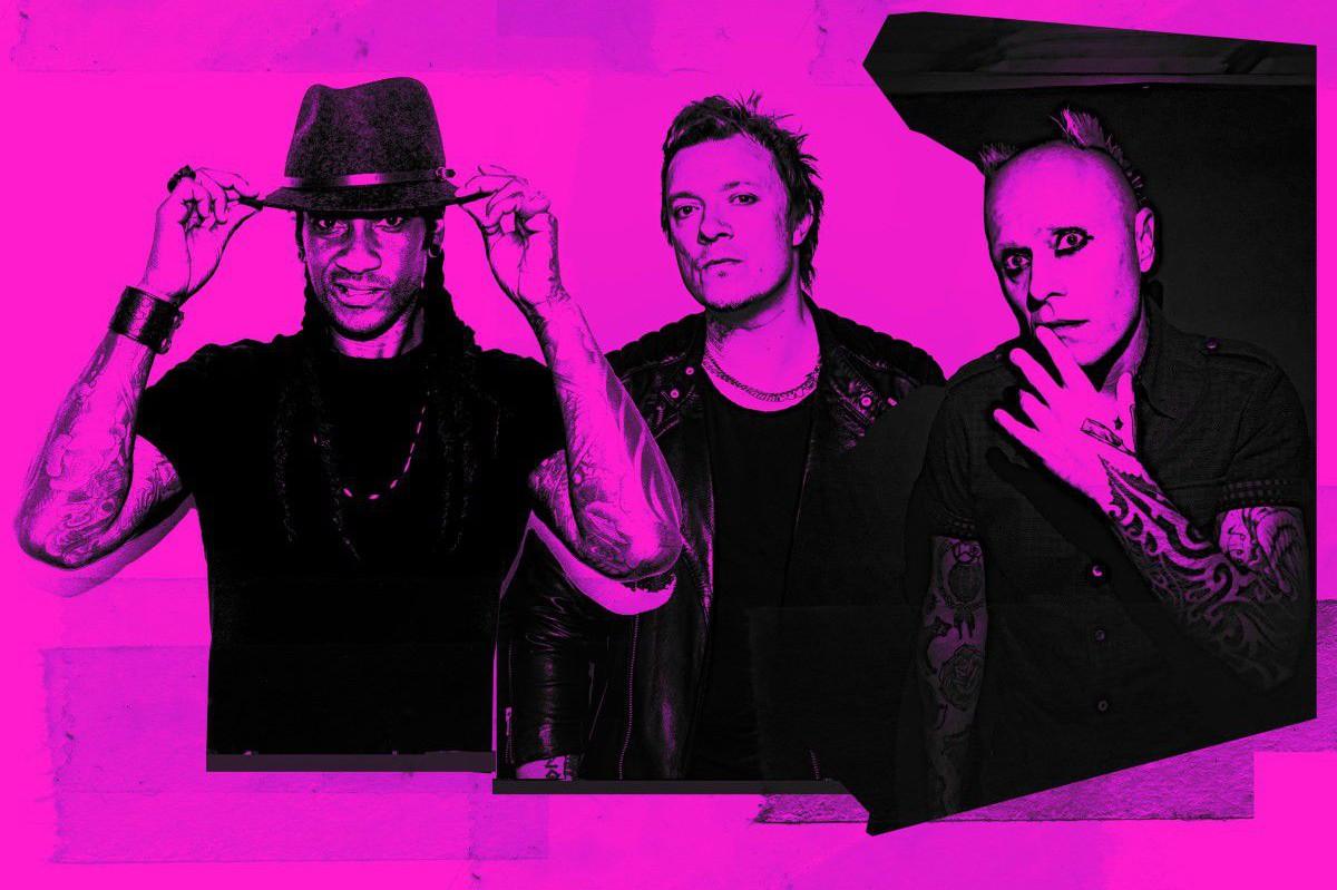 Группа The Prodigy выступит на фестивале Upark в Киеве