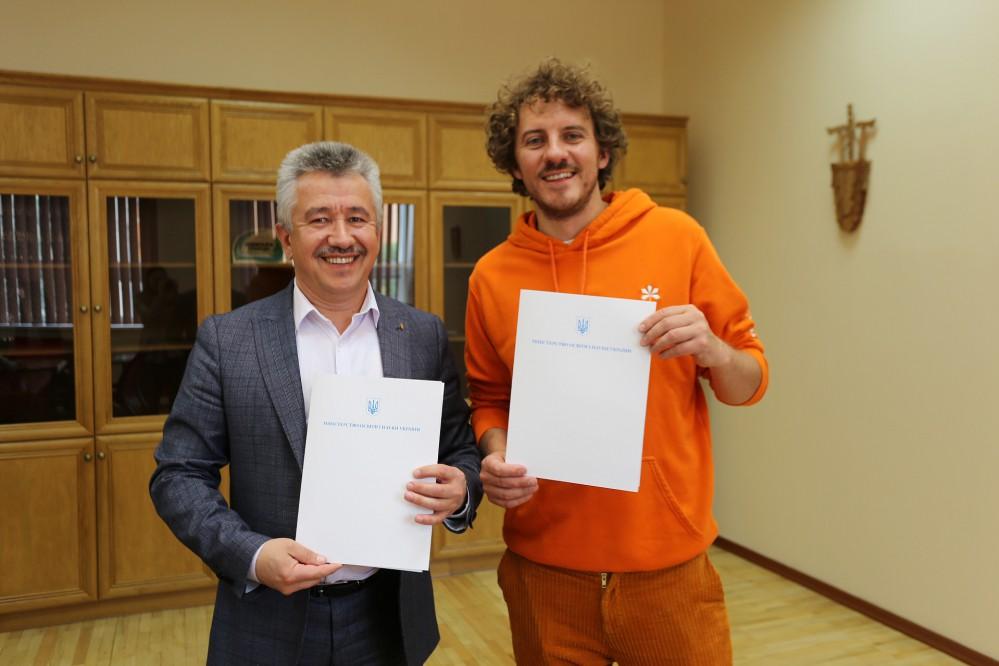 Победитель  «Мастер-Шеф» займется обучением украинских поваров по инициативе МОН
