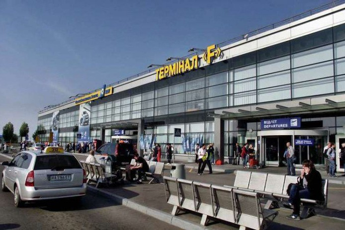 В Борисполь спецрейсами доставили 500 украинцев из США, Туниса, Казахстана и Эстонии