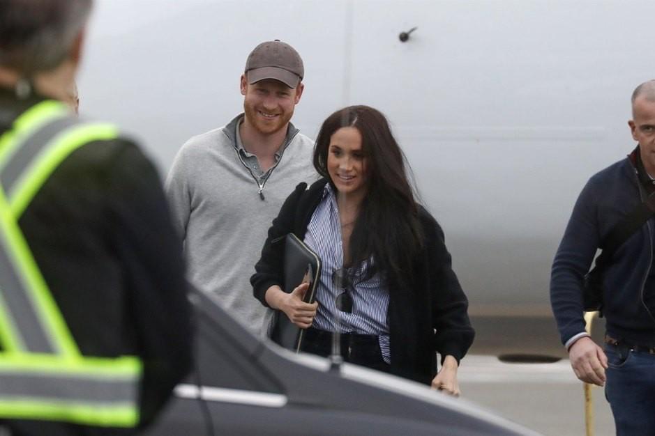 Меган Маркл и принц Гарри показали, как проводят время на карантине в Лос-Анджелесе