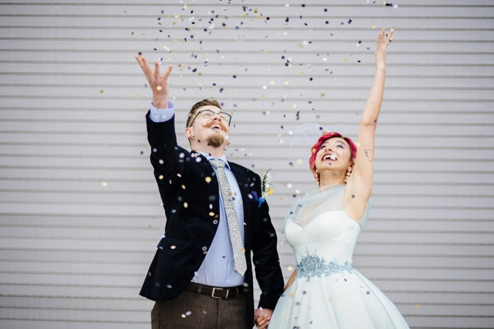 В Нью-Йорке разрешили проводить брачные церемонии через Zoom