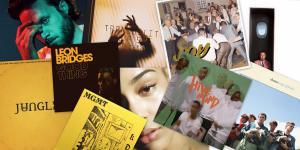 Топ-10 зарубежных альбомов 2018 года