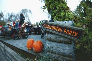 В Киеве в ботаническом саду на Хэллоуин проведут карнавал костюмов и конкурс тыкв