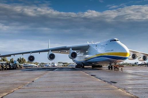 Украинская «Мрия» после длительного простоя отправилась в первый коммерческий полет