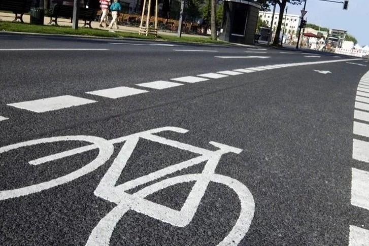 Велоактивисты предлагают решить транспортную проблему в Украине с помощью велодорожек