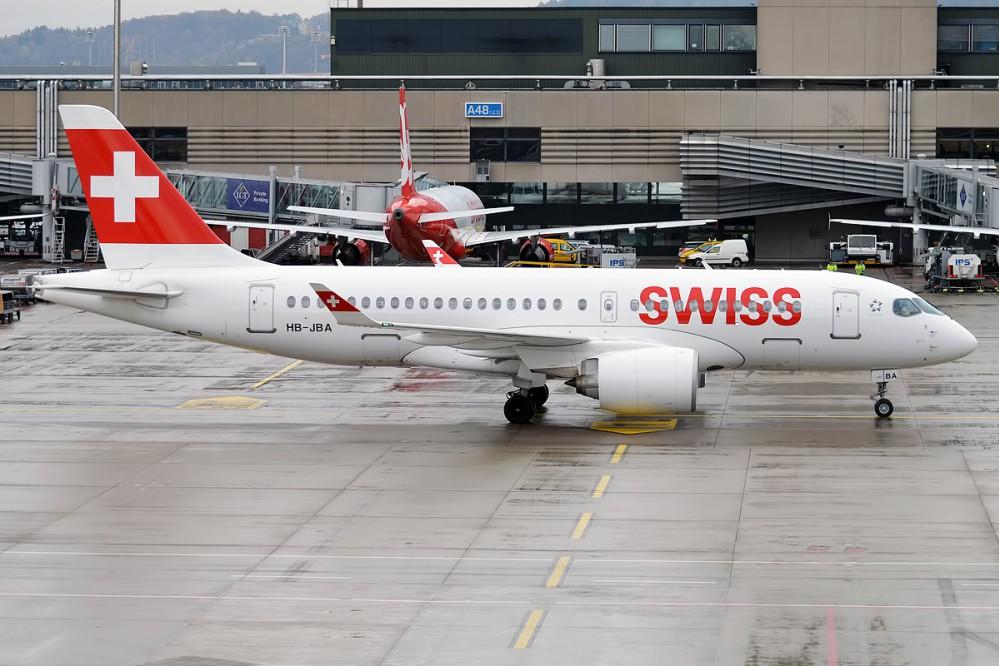 Стало известно, когда авиакомпания Swiss возобновит полеты в Украину