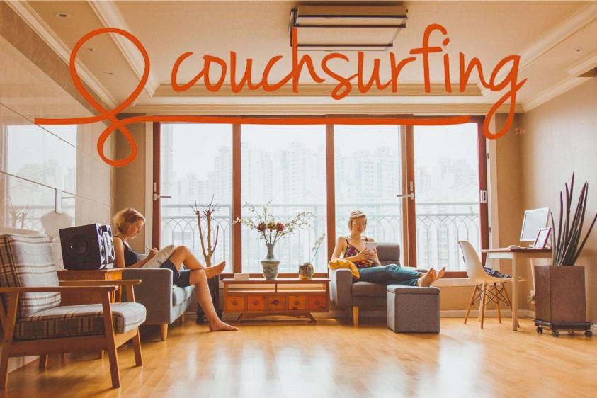 Сервис по поиску бесплатного жилья Couchsurfing станет платным