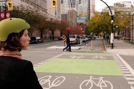 Крути педали: в  Киеве на Оболони построят новые велодорожки
