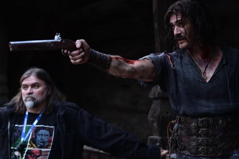 Премьеру одного из самых дорогих украинских фильмов отложили из-за пандемии