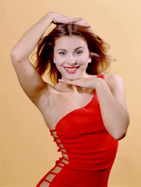 Ани Лорак назначена ведущей «Евровидения». Фото