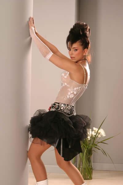 Эксклюзивные фото со съемки нового клипа Ани Лорак