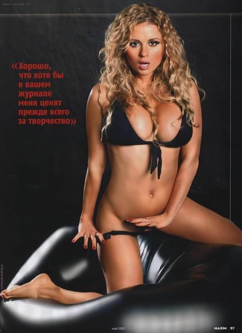 Анна Семенович знает рецепт идеальной фигуры