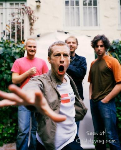 Крис Мартин пожаловался на плохую атмосферу в группе Coldplay. Фото