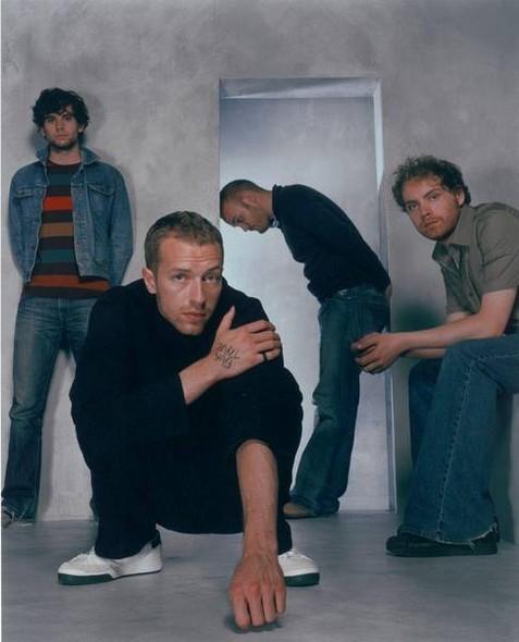 Coldplay записывает концептуальный альбом