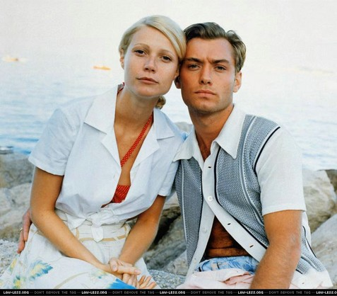 Джуд Лоу и Сиенна Миллер решили пожениться. Фото