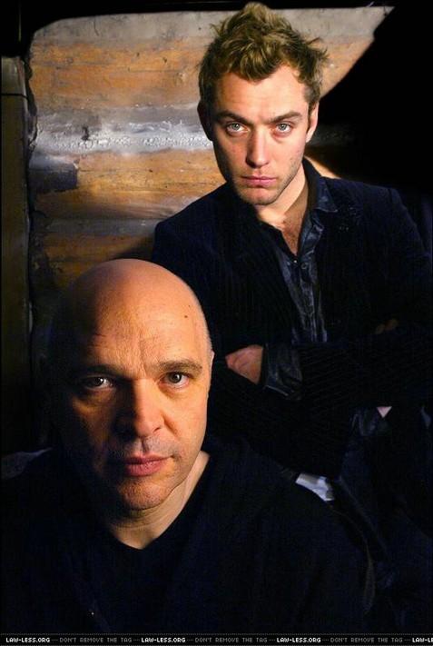 Роберт Дауни и Джуд Лоу подурачились на лондонской премьере «Шерлока Холмса»