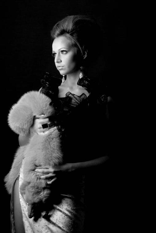 Маша Фокина отметила Старый Новый Год с Иосифом Кобзоном. Фото