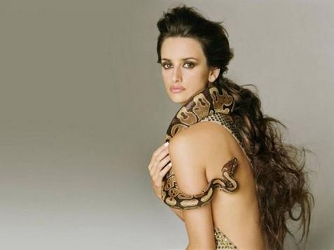 Пенелопу Крус признали самой сексапильной женщиной оскаровского вечера. Фото