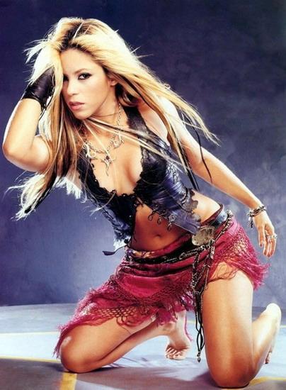 За 10 секунд Шакира заработала полмиллиона евро