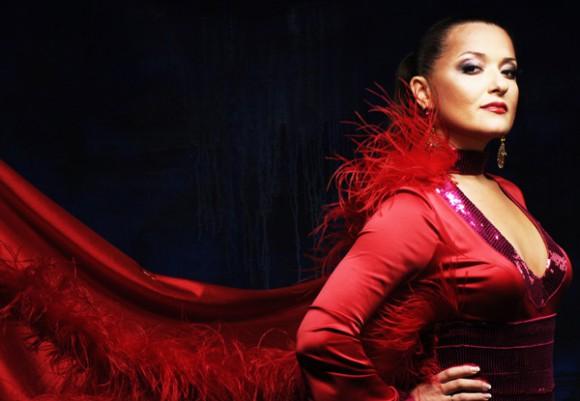 Наталья Могилевская стала русалочкой. Фото