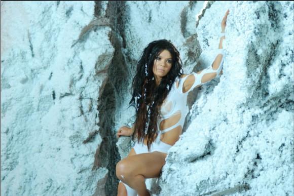 Руслана покрутила бедрами на закрытой вечеринке в столице Евровидения-2012